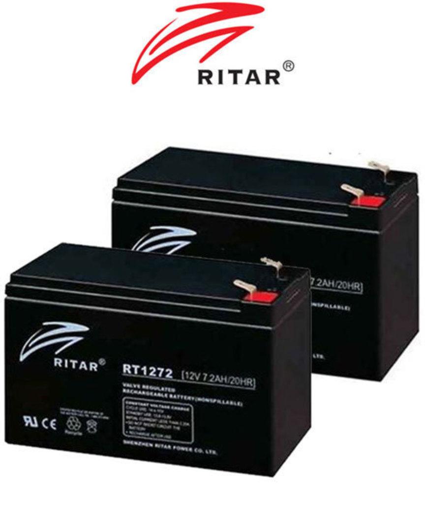 APC RBC5 RBC9 RBC22 RBC32 RBC33 RBC48 RBC60 RBC62 RBC123 Replacement Battery Kit image 0
