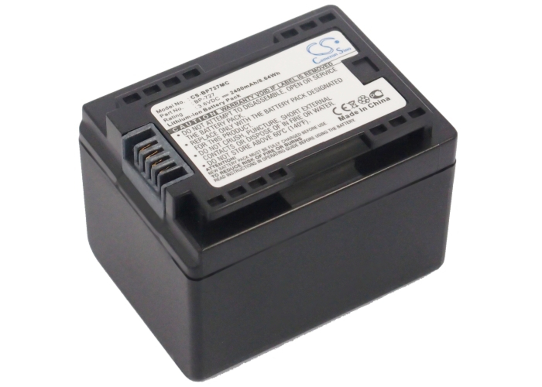 CANON BP-727 Compatible Camera Battery image 0