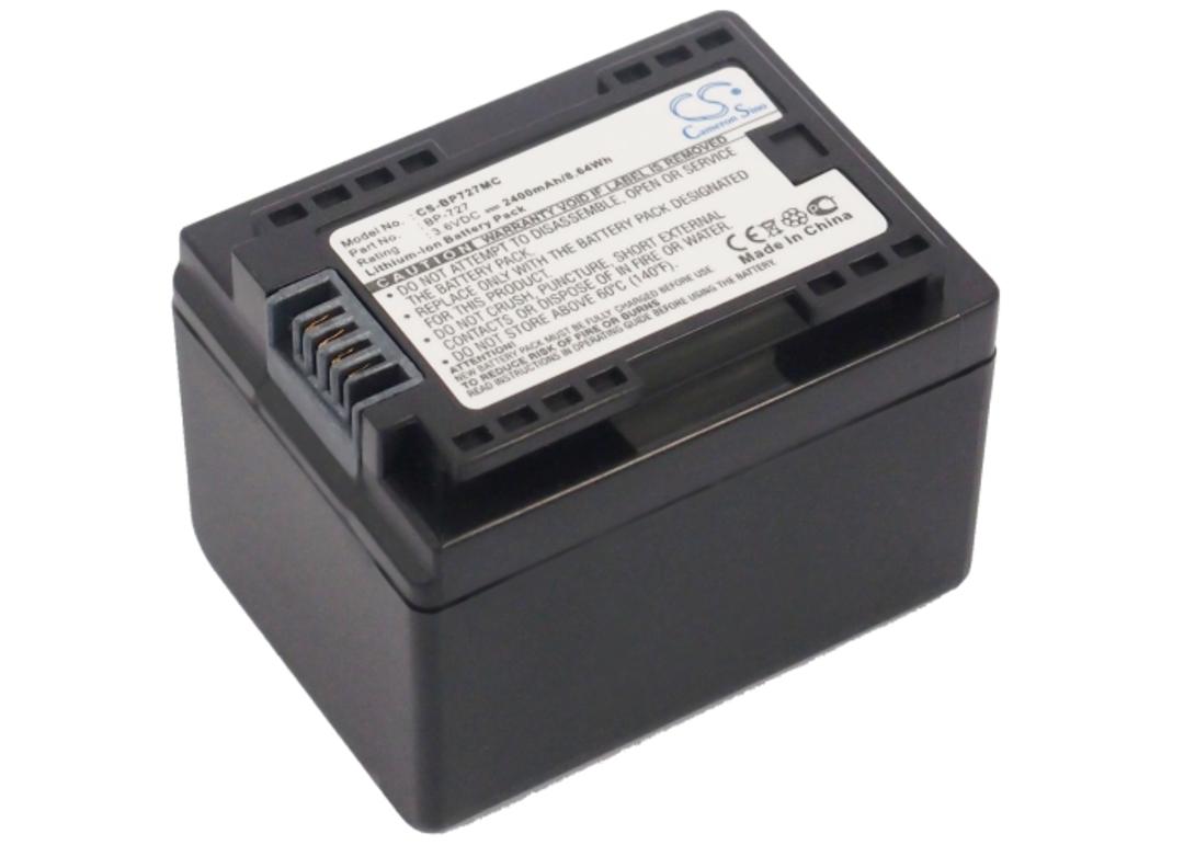 CANON BP-727 BP727 Compatible Battery image 0