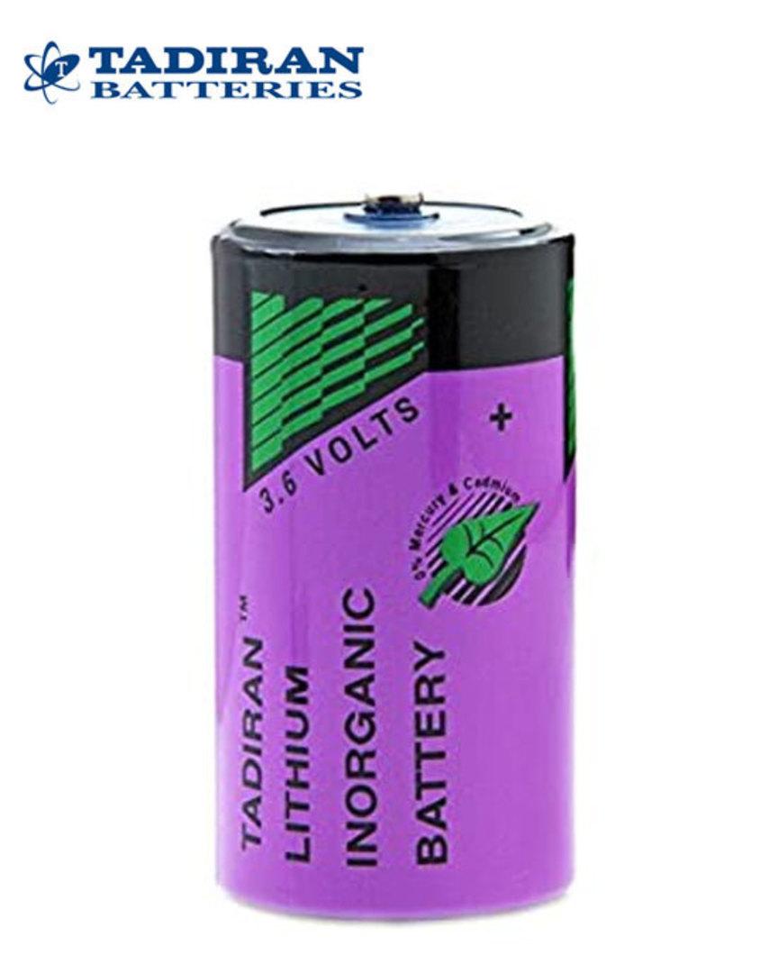 Tadiran C Size 3.6V TL-5920 (S) Lithium Battery image 0