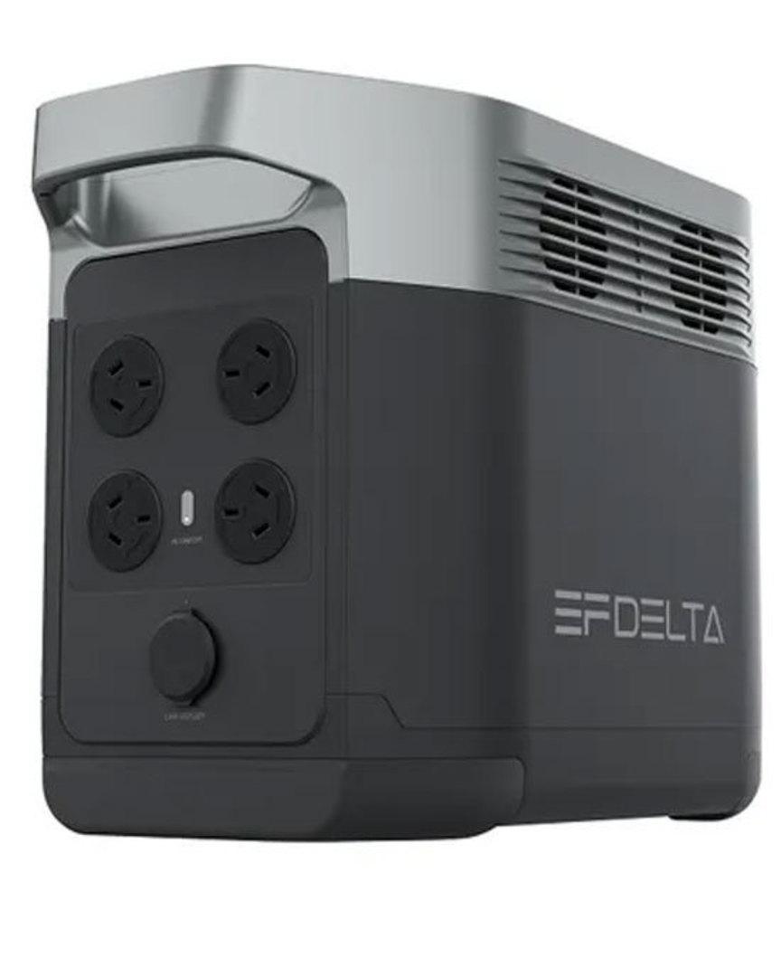 EcoFlow DELTA Portable Power Station 350000mAh image 0