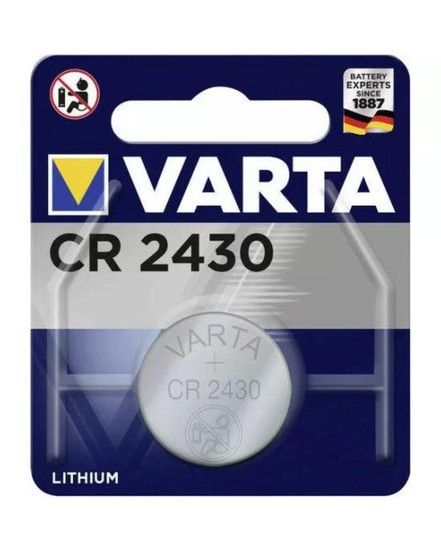 VARTA CR2430 Lithium Battery image 1