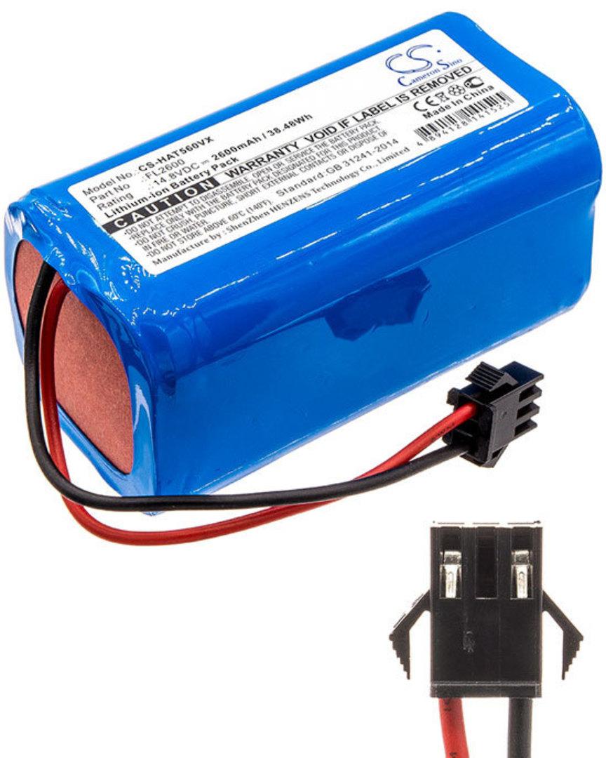 HAIER FL2600 EUFY RoboVac 11s Compatible Battery image 0