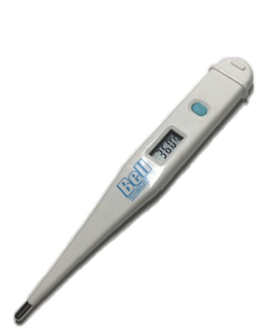Electronic Digital Thermometer with LCD Display image 0