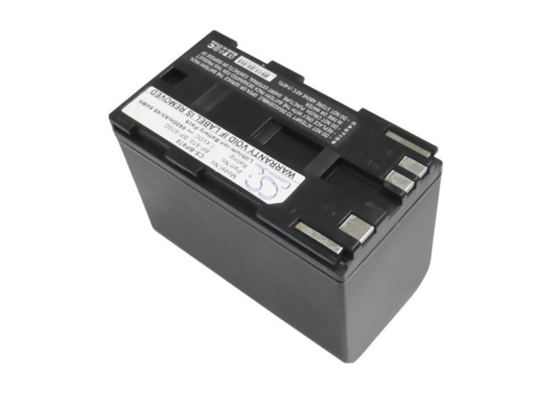 CANON BP-970, BP-970G Compatible Battery image 0