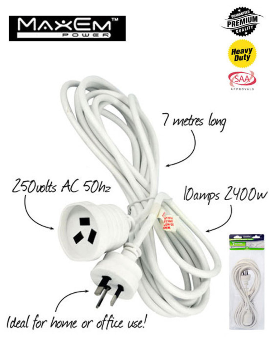 MAXEM 7m Extension Cable image 0