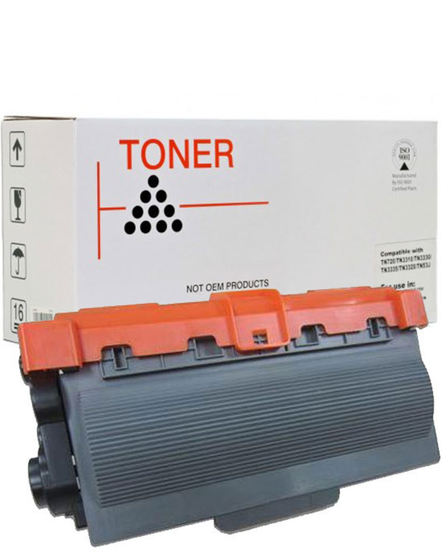 Compatible Brother TN3310 Black Toner Cartridge image 0