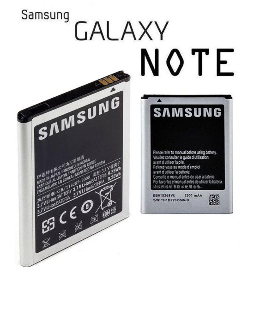 Genuine Samsung Galaxy Note N7000 Battery image 0