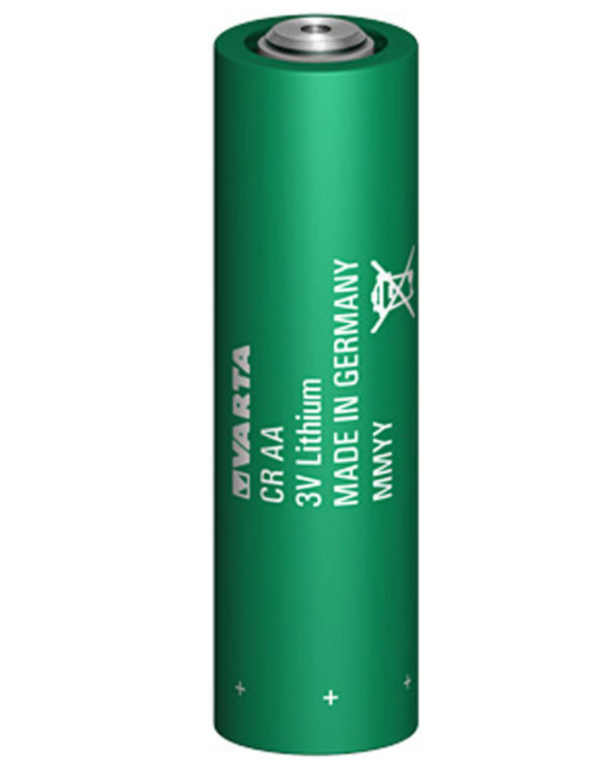 VARTA CR AA Lithium battery image 1