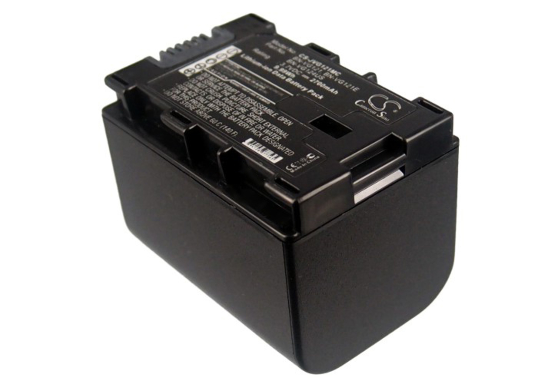 JVC BN-VG121, BN-VG121SU, BN-VG121US Compatible Battery image 0
