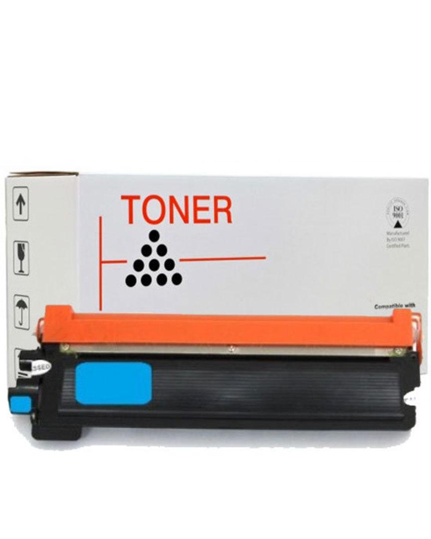 Compatible Brother TN255 Cyan Toner Cartridge image 0