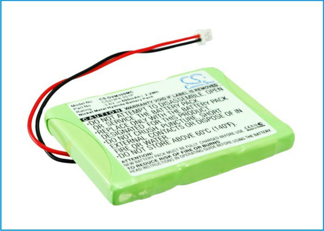 DIGITAL ALLY CS2/3F6 3S1P Compatible Battery image 0