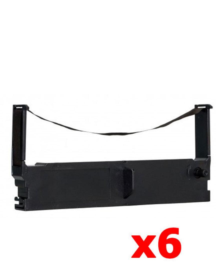 Compatible Epson ERC35 Ribbon Black 6pack image 0
