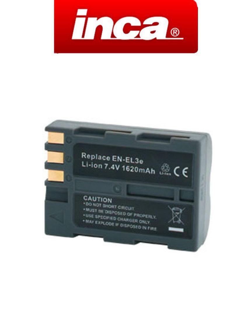 INCA NIKON EN-EL3E ENEL3E Compatible Battery image 0