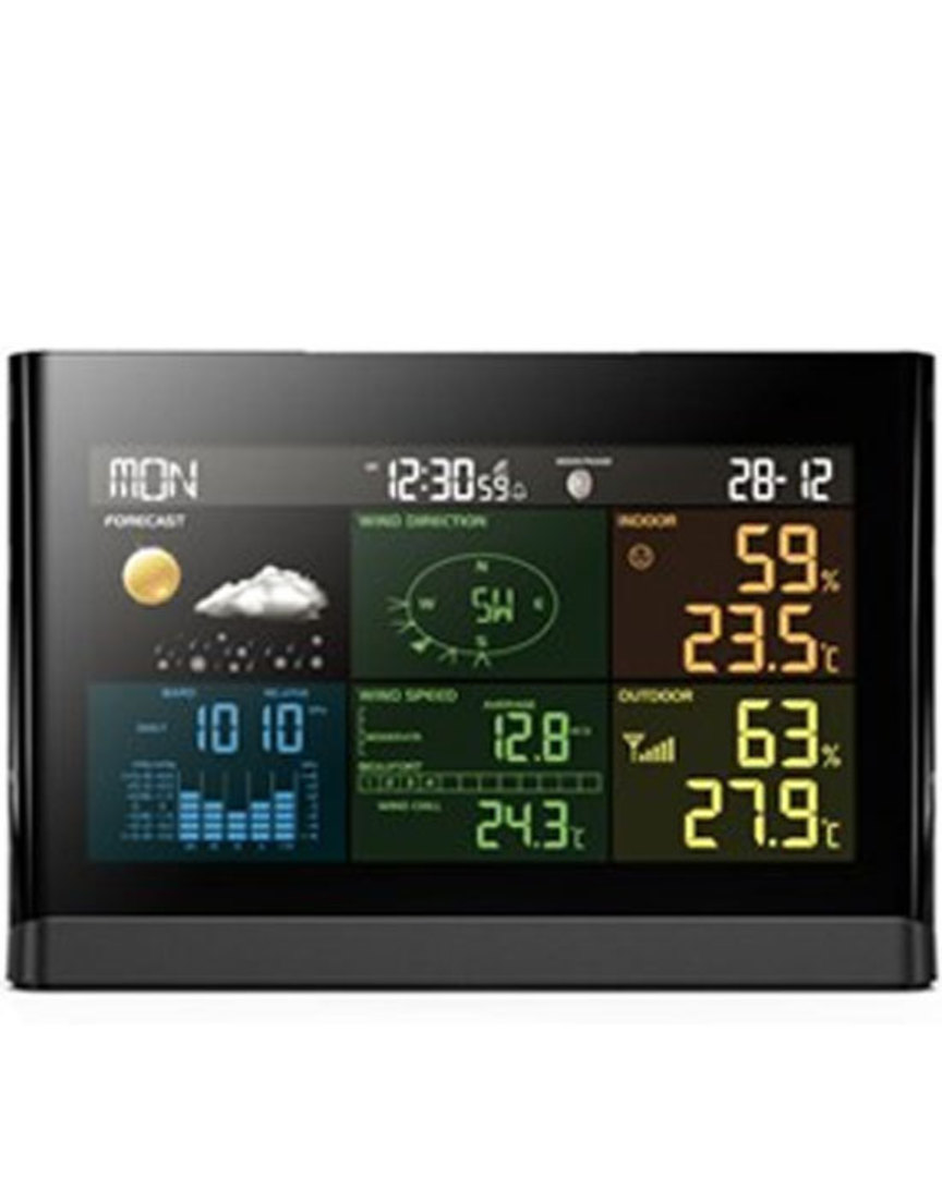 XC0434 DIGITECH Wireless Digital Colour Weather Station image 1