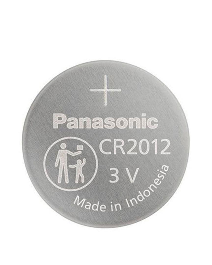PANASONIC CR2012 Lithium Battery image 0