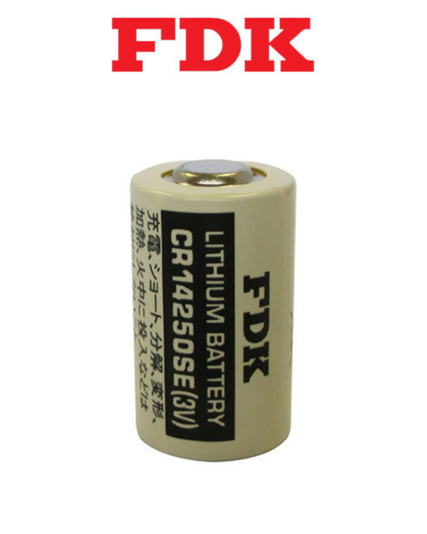FDK CR14250SE Specialised Lithium Battery image 0