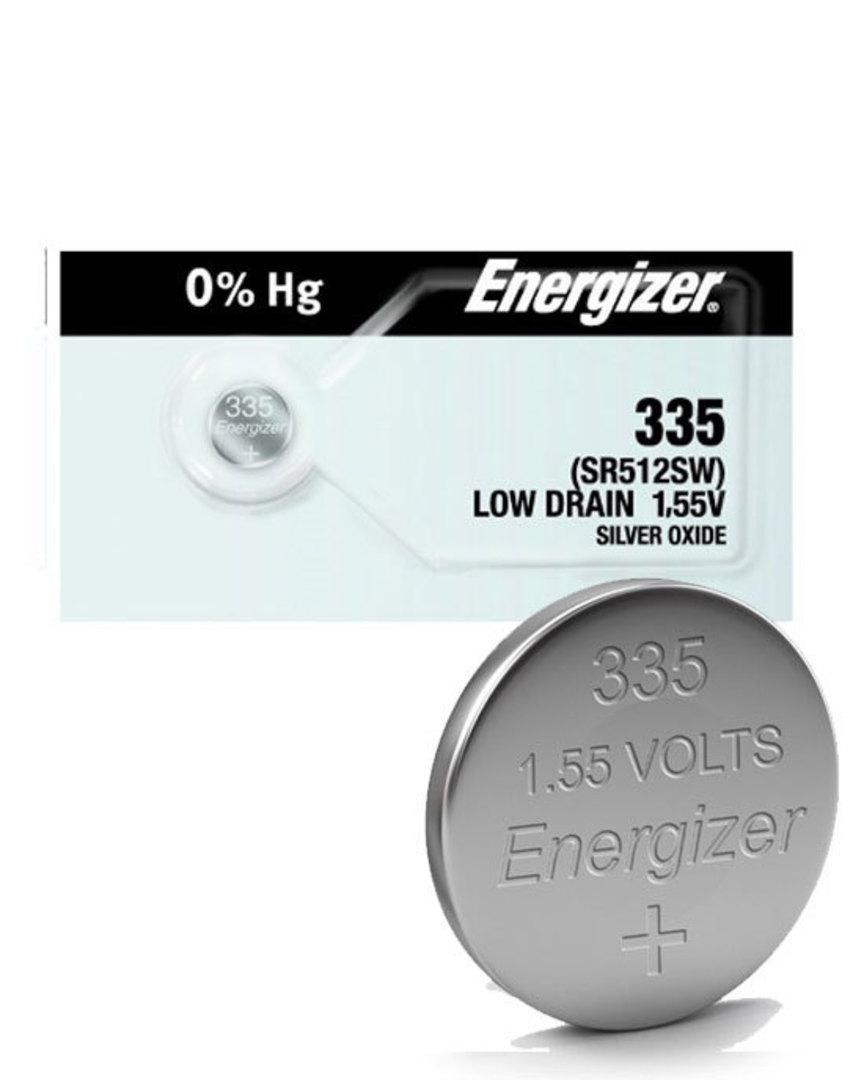 ENERGIZER 335 SR512SW Watch Battery image 0