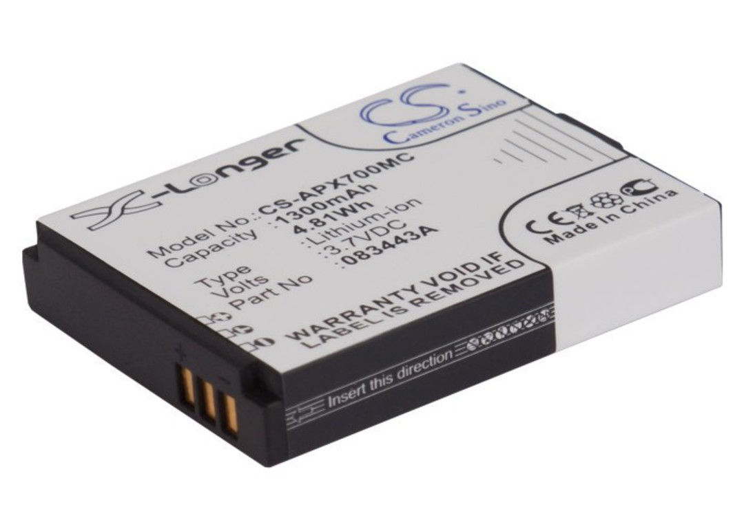ACTIONPRO 083443A Compatible Battery image 0