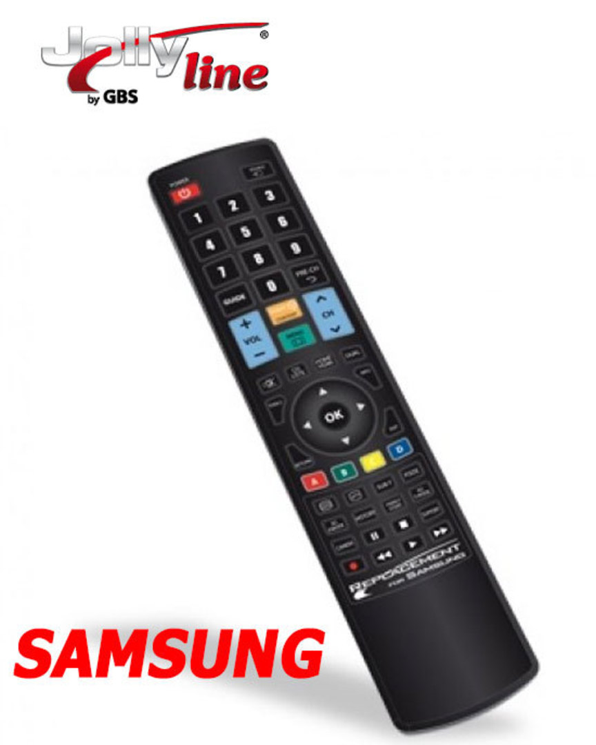 Replacement Remote Control for Samsung TVs image 0