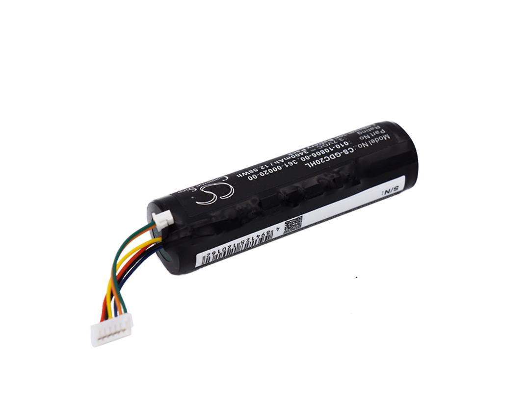 Garmin 3010-10806-00 DC20 DC30 DC40 Dog Collar Battery image 0