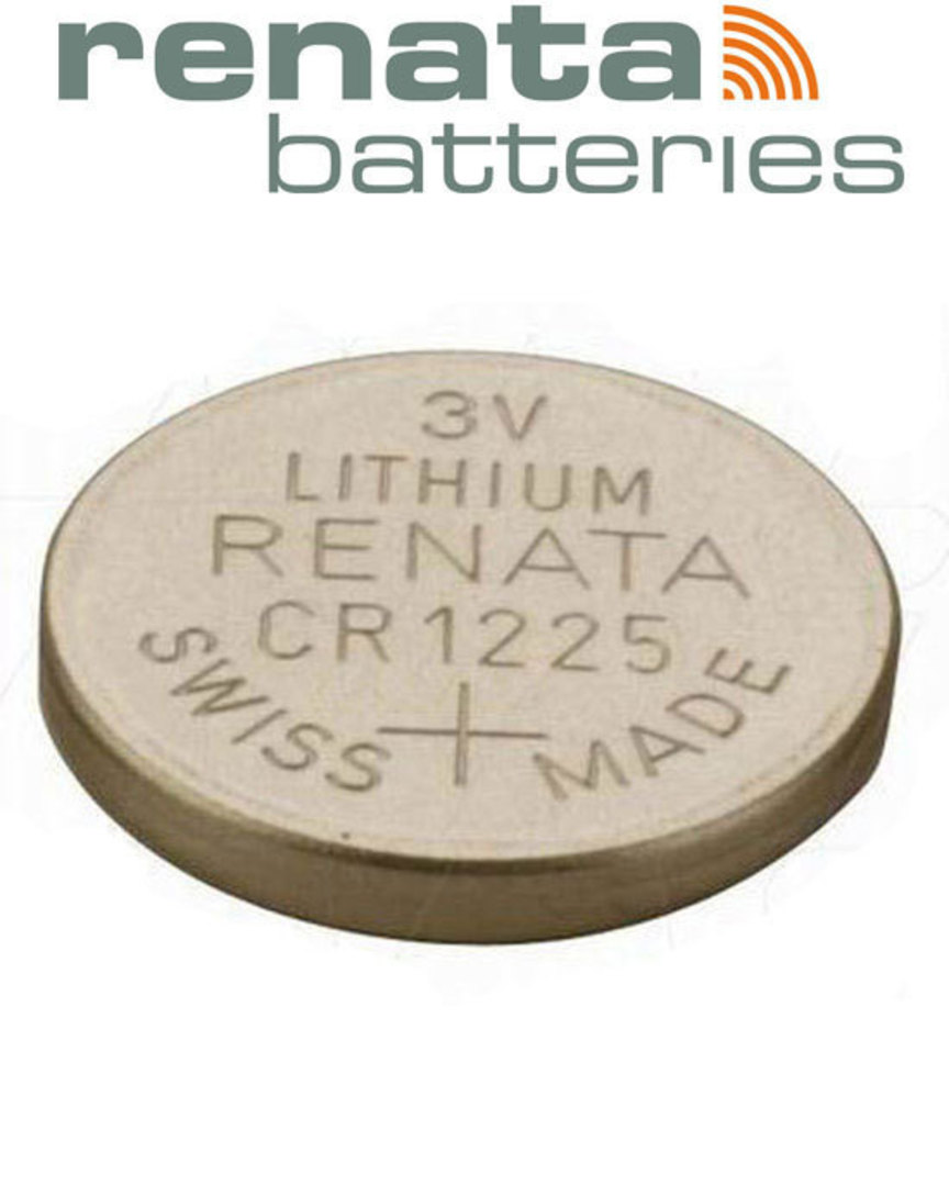 RENATA CR1225 Lithium Battery image 0