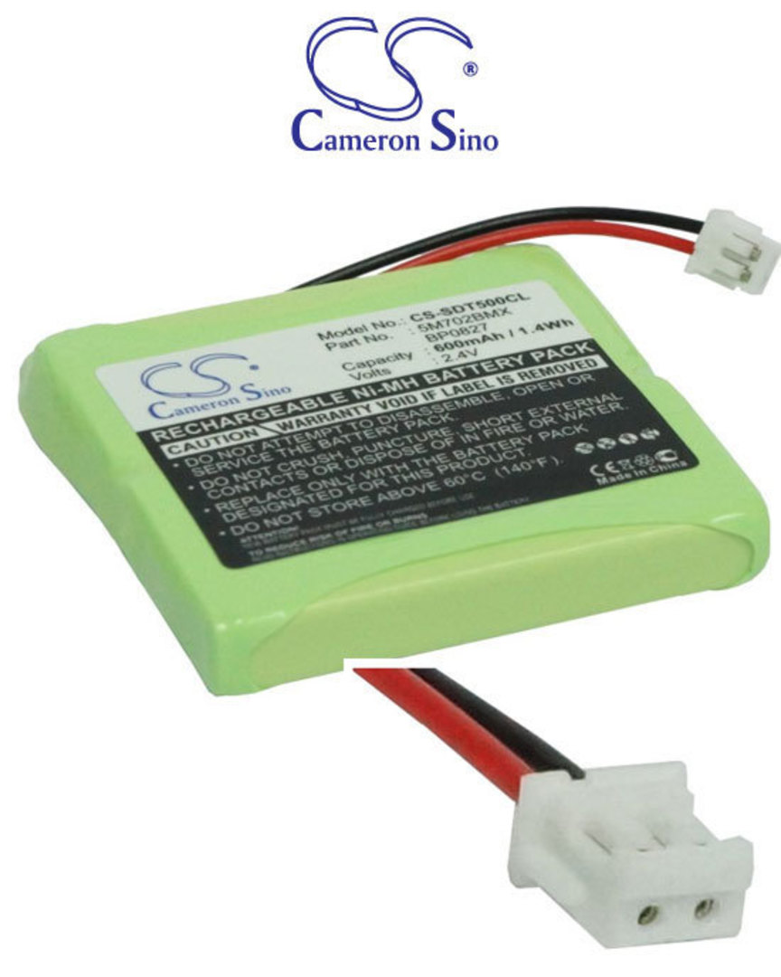 VTECH VT1100 5M702BMX Cordless Battery image 0