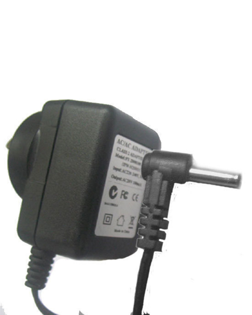 5V 150mA DC Power Adaptor For La Crosse Colour Weather Stations image 0