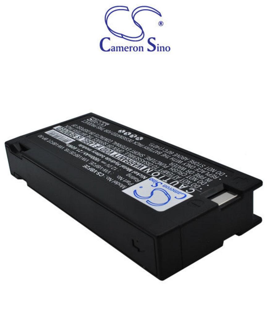 PANASONIC VW-VBF2E Compatible Battery image 0