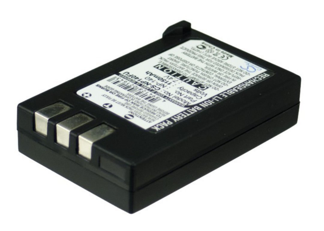 FUJIFILM NP140 Compatible Battery image 0