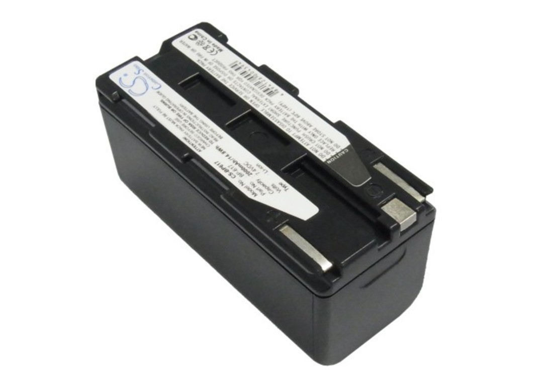 CANON BP-617 Compatible Battery image 0
