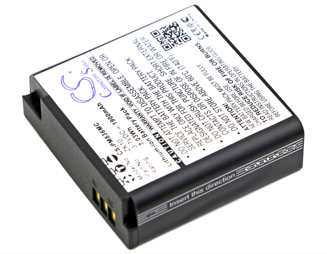 POLAROID ZK10 iM1836 Compatible Battery image 0