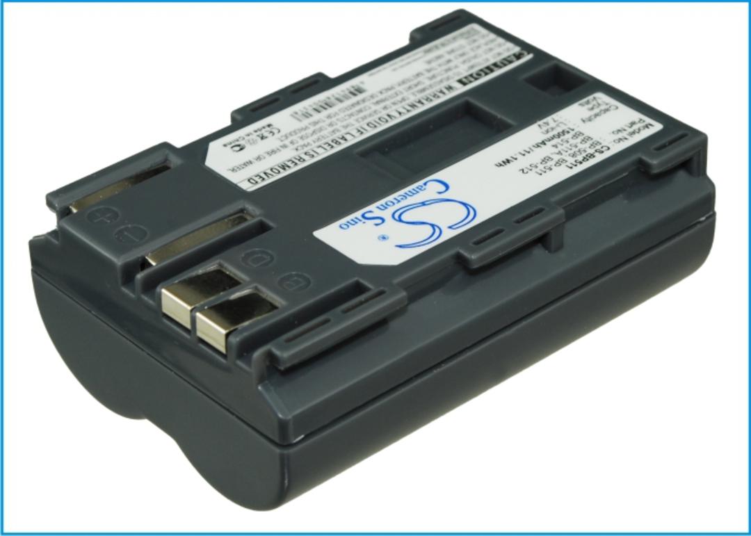 CANON BP508 BP511 Compatible Battery image 0