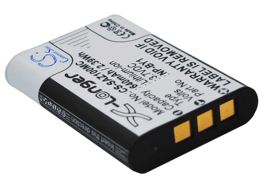 SONY NP-BY1 ENEL11 DLI78 DB80 LI60B DBL70 Battery image 0