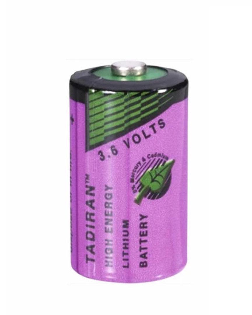 Tadiran TL-5902 (S) 1/2AA 3.6V Lithium Battery image 0