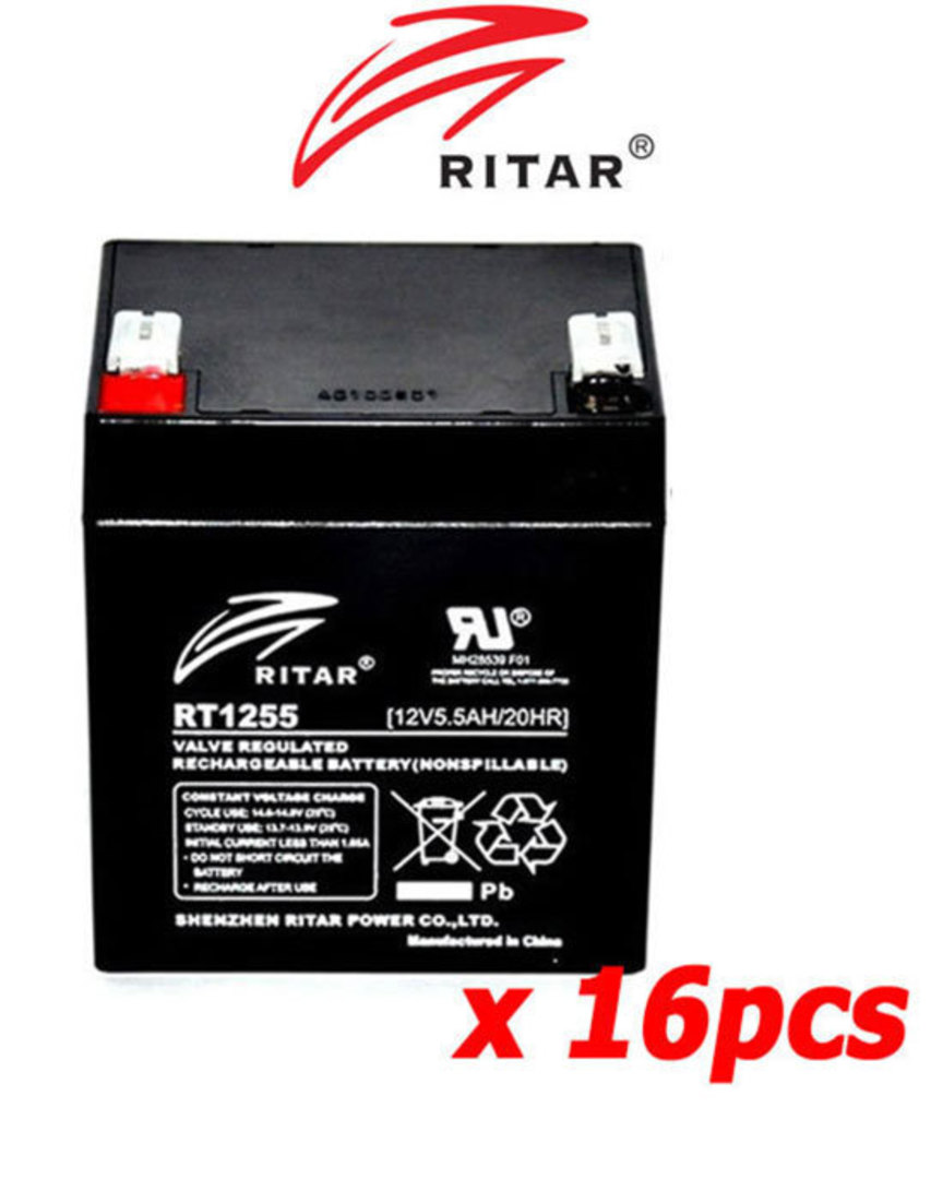APC RBC44 RBC140 Replacement Battery Kit image 0