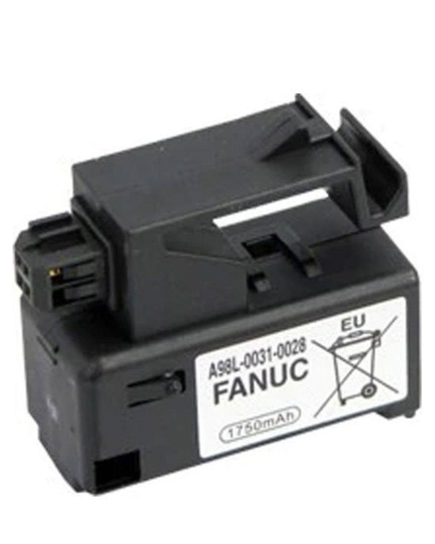 FANUC Battery A98L-0031-0028 A02B-0323-K102 image 0