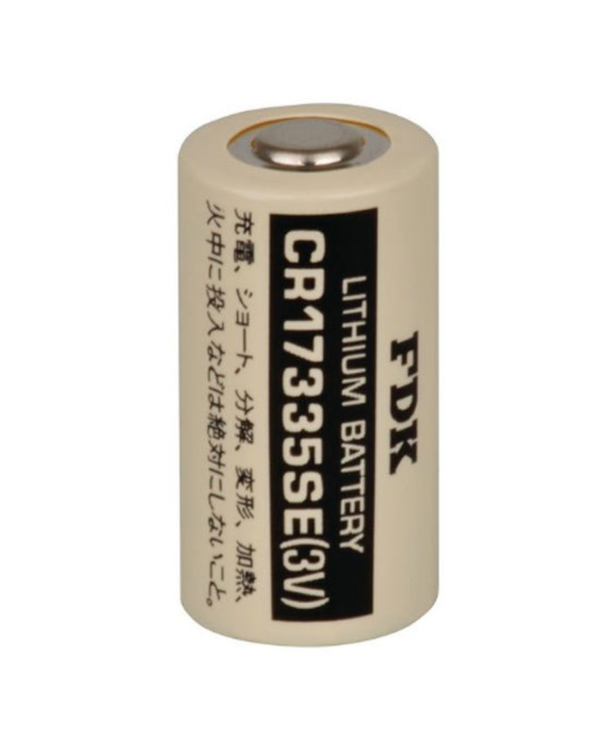 FDK CR17335SE 2/3A Specialised Lithium Battery image 0
