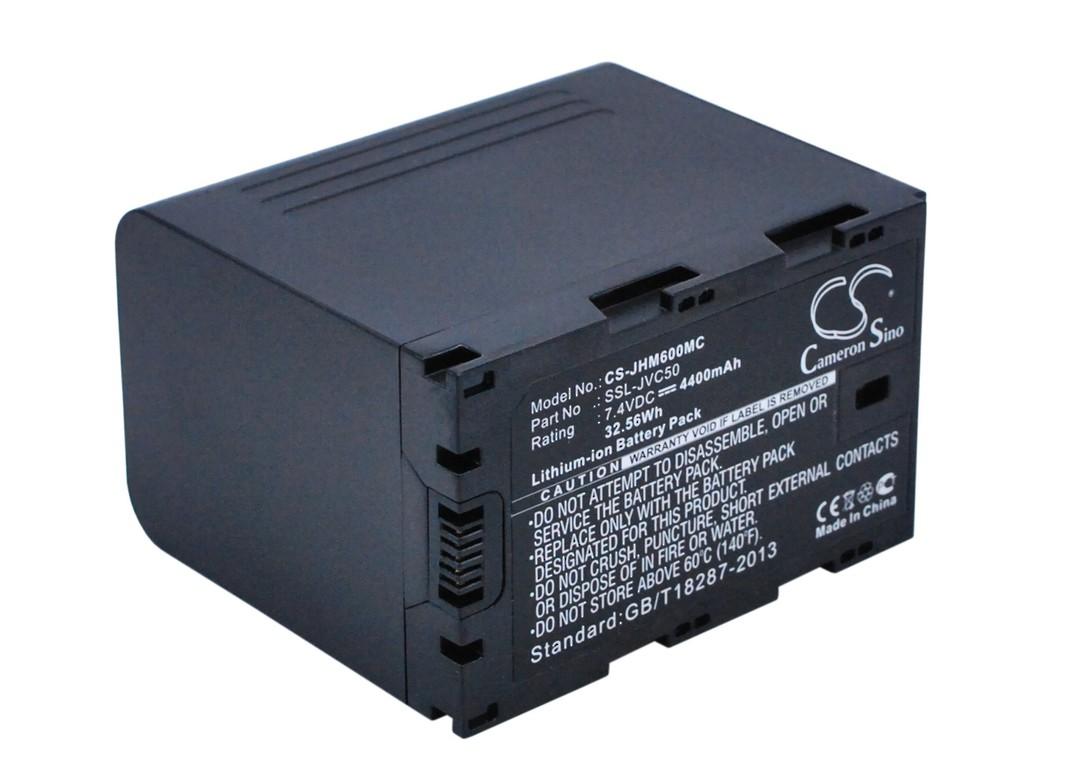 JVC SSL-JVC50 Compatible Battery image 0