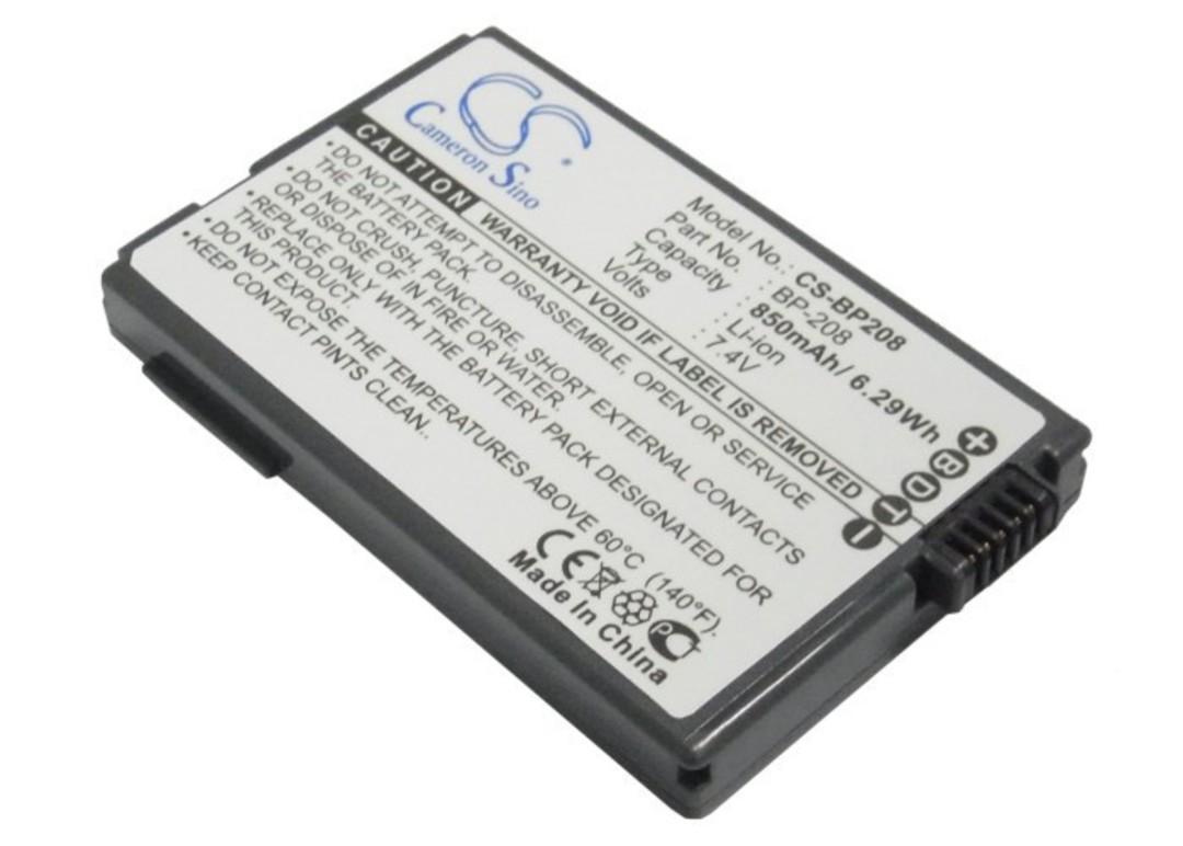 CANON BP208 BP208DG Camera Battery image 0