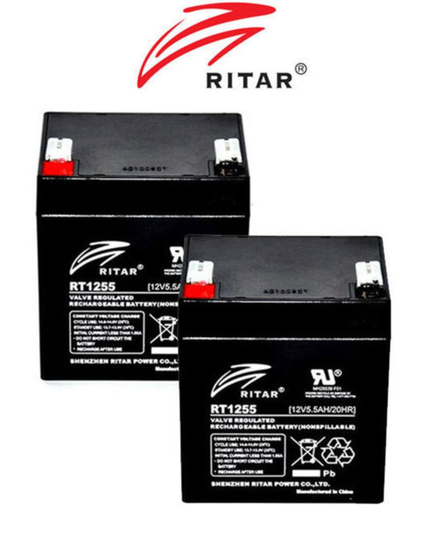 APC RBC20J Replacement Battery Kit #20J image 0