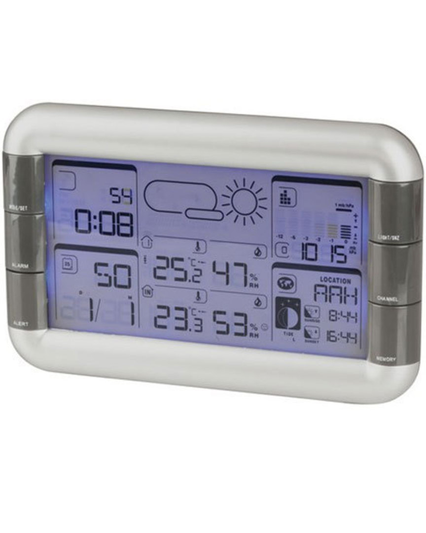 XC0366 DIGITECH Wireless Weather Station with Outdoor Sensor image 0