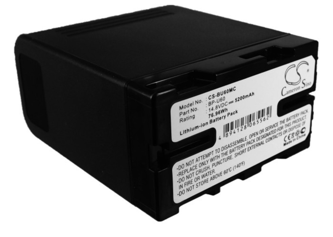 SONY BP-U60 Compatible Battery image 0