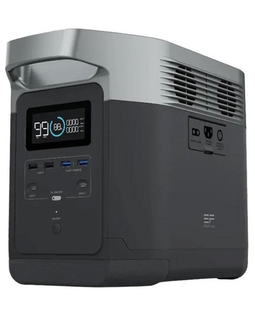 EcoFlow DELTA Portable Power Station 350000mAh image 2