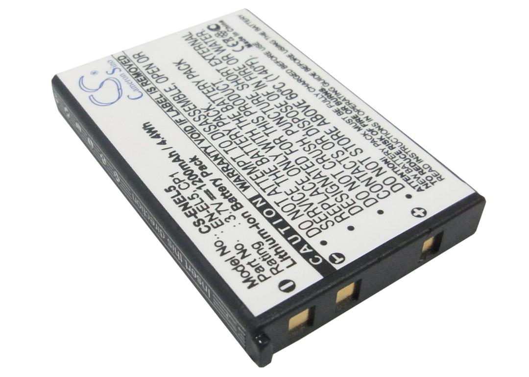 NIKON EN-EL5 CP1 Replacement Battery image 0