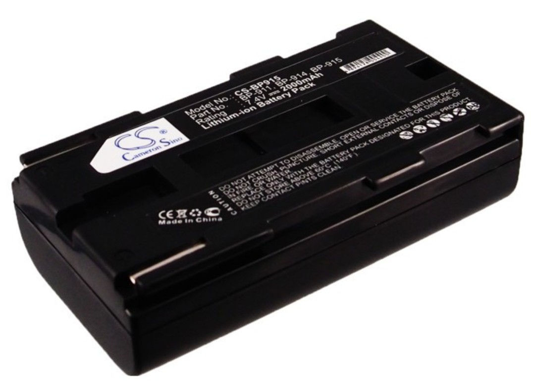 CANON BP915 BP-915 Compatible Battery image 0