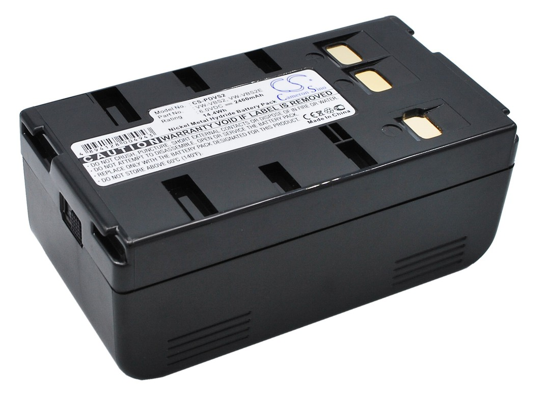 PANASONIC VW-VBS2, VW-VBS2E Compatible Battery image 0