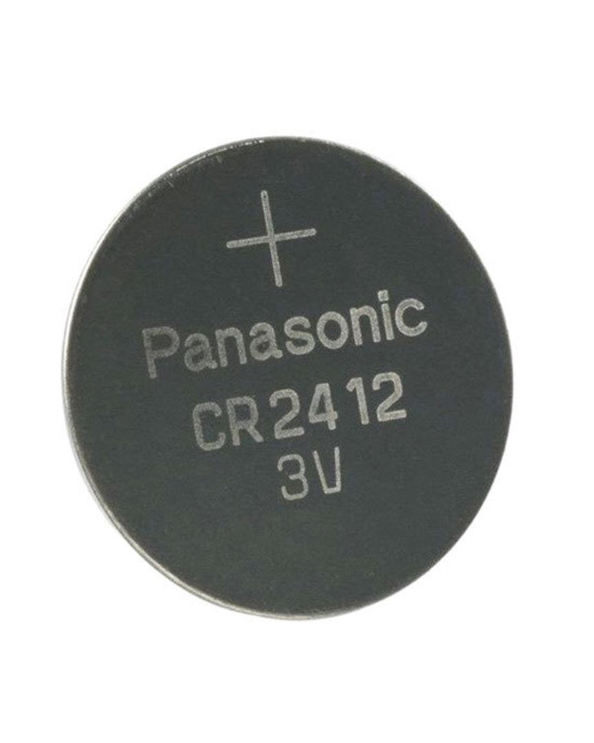 PANASONIC CR2412 Lithium Battery image 0