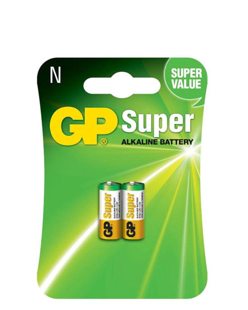 GP LR1 N Type Alkaline Battery 2PACK image 0