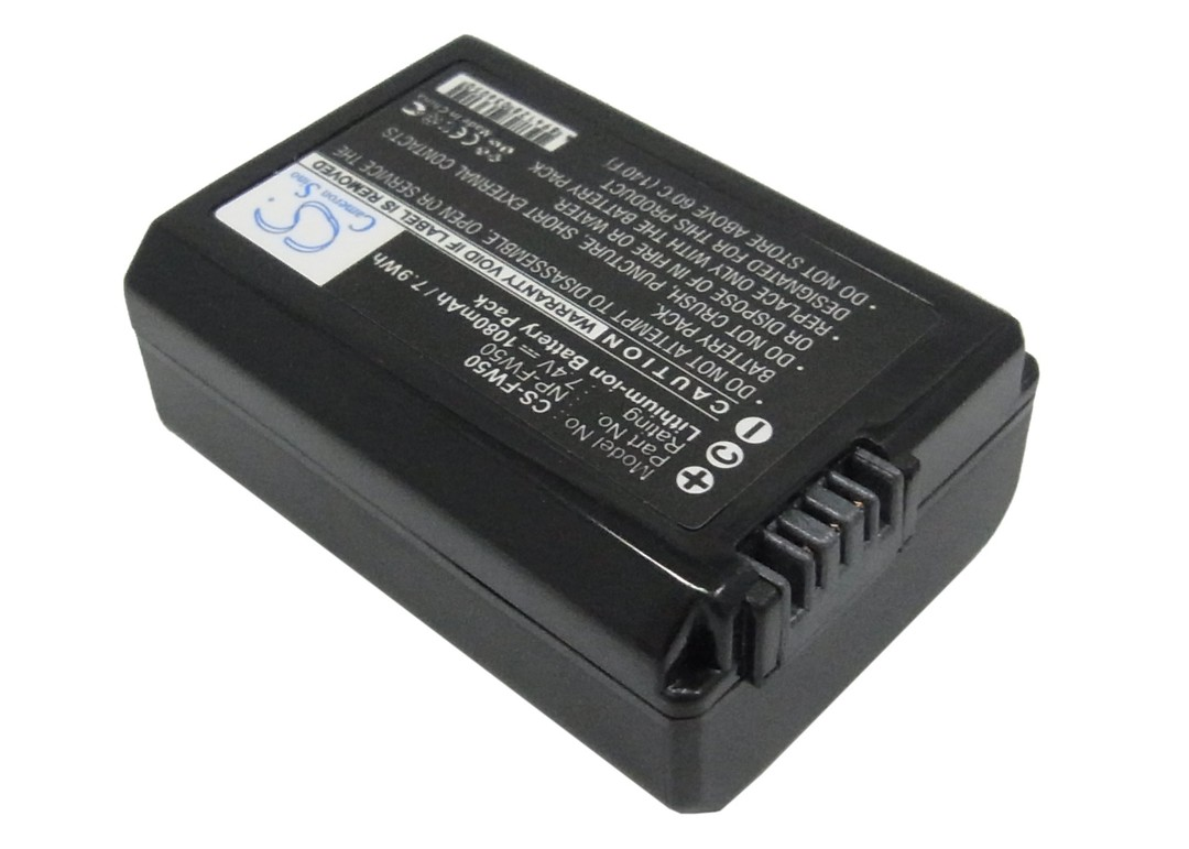SONY NP-FW50 Compatible Battery image 0